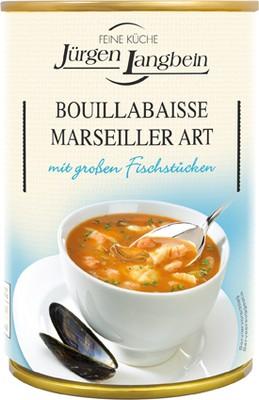 Jürgen Langbein Fischbouillabaisse tafelfertig