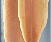 Forellendoppelfilet mit Haut 125g