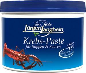Jürgen Langbein Krebssuppen Paste in Dose