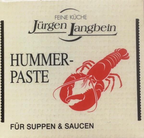 Jürgen Langbein Hummersuppen Würfel Paste